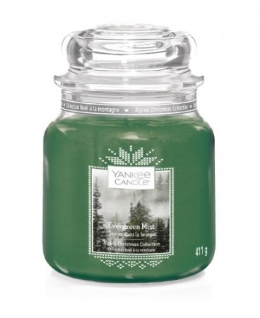 Evergreen Mist medium krukke.