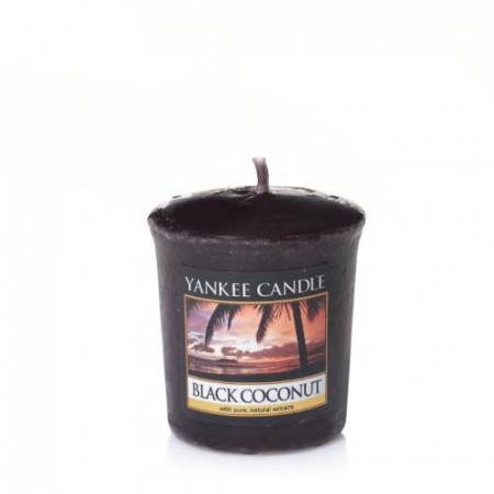 Black Coconut smeltelys.