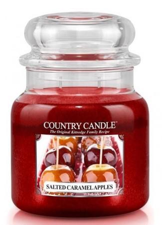 Salted Caramel Apples