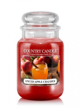Spiced Apple Chai-der