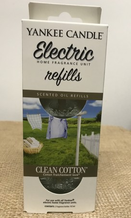 Clean Cotton 2-pk refill.